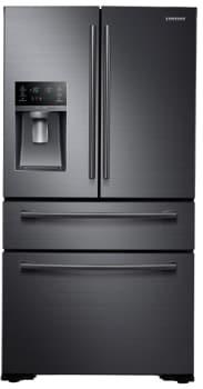 Samsung RF30KMEDBSG - 30 cu. ft. 4 Door French Door Refrigerator in Stainless Steel