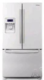 Samsung RF267AEWP - 26 cu. ft. Bottom Freezer Refrigerator