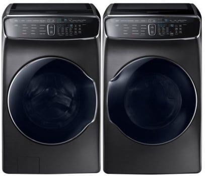 Samsung FlexWash SAWADRGV351 - Side-by-Side