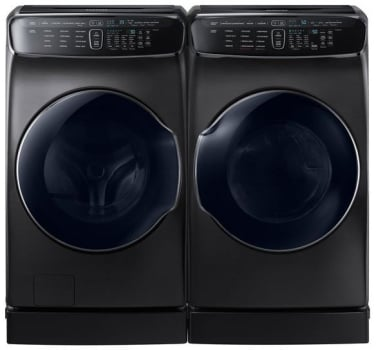 Samsung FlexWash SAWADREV352 - Side-by-Side on Pedestals