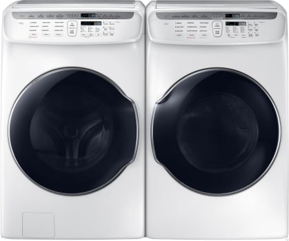 Samsung FlexWash SAWADREW331 - Side-by-Side