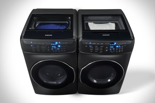 Samsung FlexWash SAWADRGV341 - Side-by-Side
