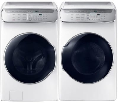 Samsung FlexWash SAWADREW361 - Side-by-Side