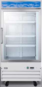 Summit Commercial Series SCFU1210 - 9.0 Cu. Ft. Commercial Freezer