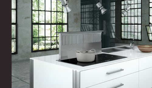 Faber Scirocco Plus SCIR3014SSNBB - Lifestyle View