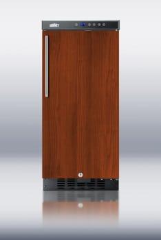 Summit SCR1536BIF - Integrated Door Frame Accepts Full Overlay Panels