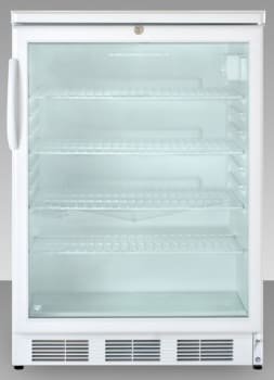 AccuCold SCR600L - White