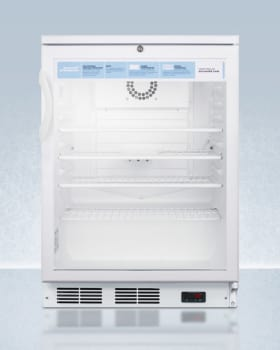 AccuCold SCR600LPRO - Front View