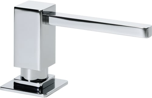 Franke Planar Series SD2800 - Polished Chrome Main View