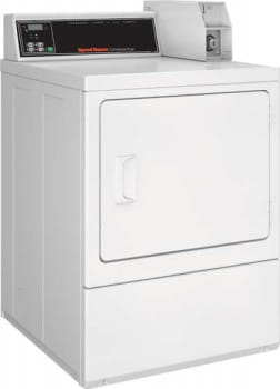 Speed Queen SDEBCRGS171TW02 - Front Load Dryer from Speed Queen
