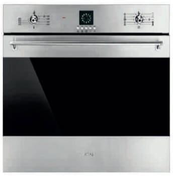 Smeg Classic Design SF399XU - Front View