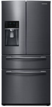 Samsung RF25HMEDB - Black Stainless Steel