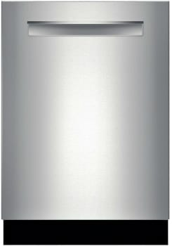 Bosch 800 Series SHP68T55UC - Stainless Steel with Pocket Handle