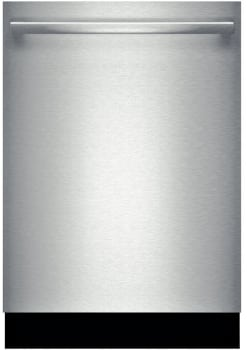 Bosch Ascenta Series SHX5AV55UC - Fully Integrated Dishwasher With 14 Place Setting Capacity
