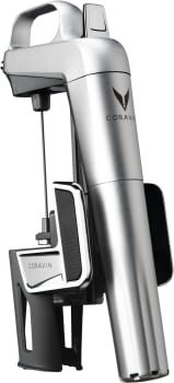 Coravin 100501A - Silver Back View