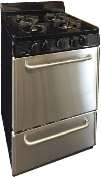 "Premier SJK600BP - 24"" Sealed Burner Gas Range"