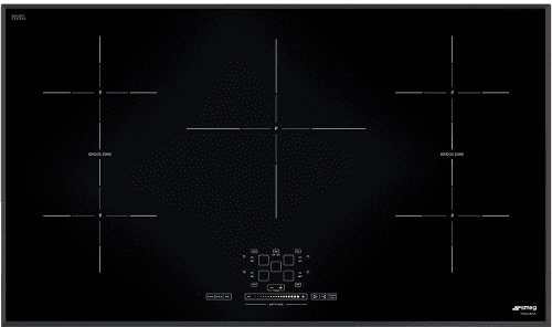 Smeg SIMU536B - Smeg Induction Cooktop