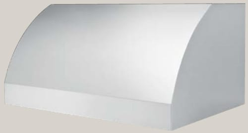 Prizer Hoods Santa Fe Series SNFE482418SS - Santa Fe Wall Mount Range Hood