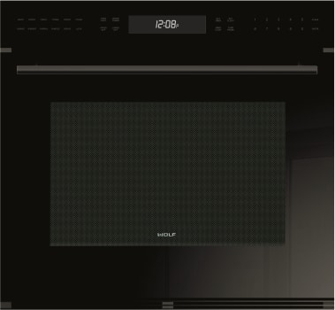 Wolf E Series SO30CEBTH - Black Contemporary Design