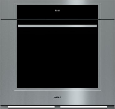 "Wolf M Series SO30TMSTH - 30"" M Series Transitional Single Oven"