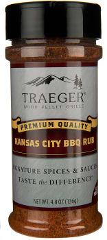 Traeger SPC143 - Kansas City BBQ Rub