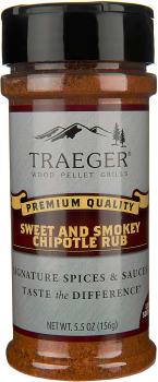 Traeger SPC144 - Chipotle Rub