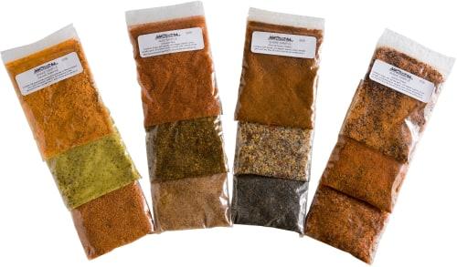 Traeger SPC501 - Spice Sampler Kit