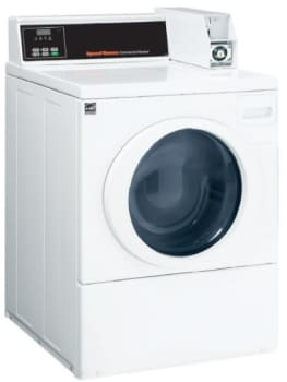 Speed Queen SFNBCRSP113TW02 - Front Load Washer from Speed Queen