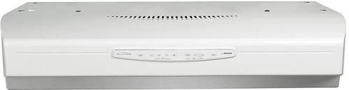 Broan Allure III QS3 Series QS336WW - Front View