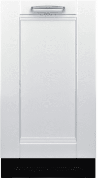 "Bosch 800 Series SPV68U53UC - 18"" Fully Integrated Custom Panel Ready Dishwasher"