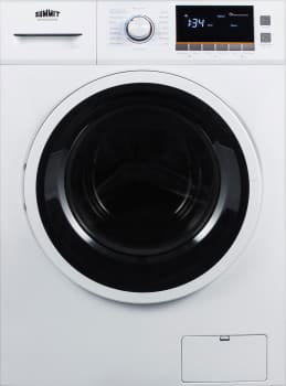 "Summit SPWD2200W - 24"" Washer/Dryer Combo for Non-Vented Use"