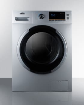 Summit SPWD2201SS - 24 Inch Washer/Dryer Combo for Non-Vented Use
