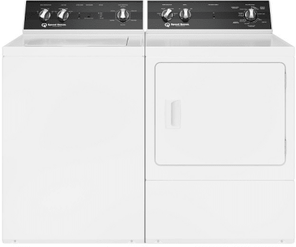 Speed Queen Sqwadrewtr5 Side By Side Washer Amp Dryer Set