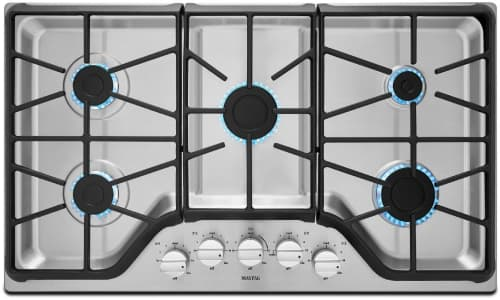gas cook stove with heater