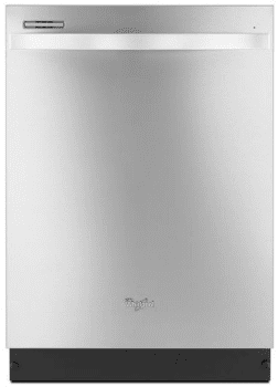 Whirlpool WDT720PADM - Stainless Steel Front