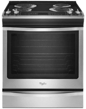 Whirlpool WEC530H0D - Stainless Steel Front