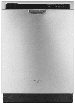 Whirlpool WDF540PAD - Stainless Steel Front