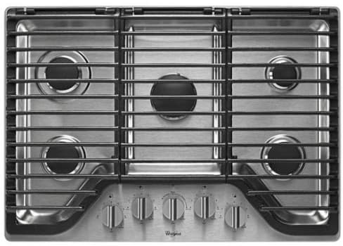 Whirlpool WCG97US0DS - Stainless Steel Front