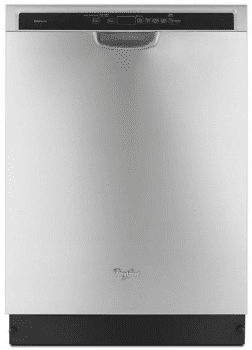 Whirlpool WDF760SADM - Stainless Steel Front