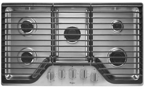 Whirlpool WCG51US6DS - Stainless Steel Front