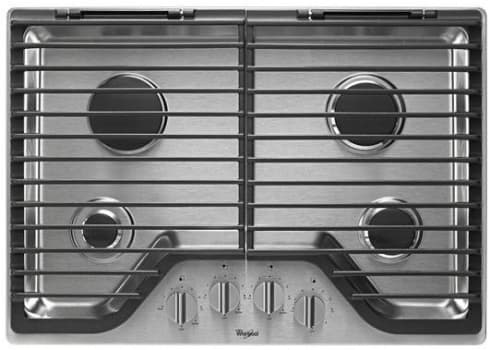 Whirlpool WCG75US0DS - Stainless Steel Front