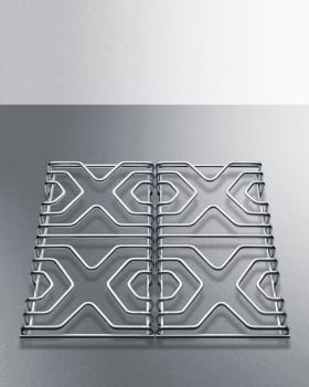Summit SSGRATES - Continuous Stainless Steel Grates
