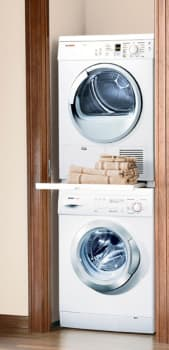 Bosch Axxis Series WTZ11300UC - Stackable View