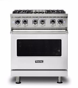 Viking Professional 5 Series VDR5304B - Stainless Steel Front View