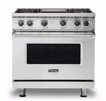 Viking Professional 5 Series VGR5364GSSXX - Stainless Steel