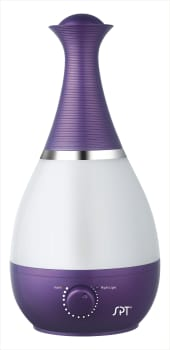 Sunpentown SU2550V - Violet Ultrasonic Humidifier with Fragrance Diffuser