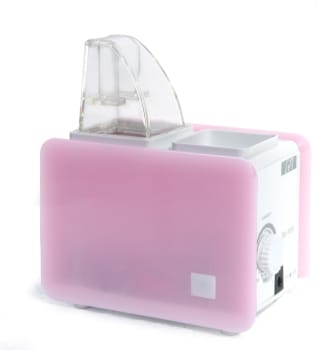 Sunpentown SU1051P - Pink Compact Personal Humidifier