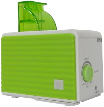 Sunpentown SU1053G - Green and White Personal Humidifier
