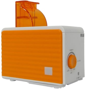 Sunpentown SU1053N - Orange and White Personal Humidifier