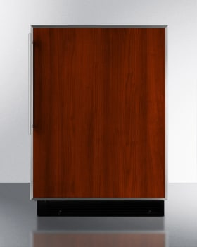 Summit BI605RFR - Built-In Compact Refrigerator
